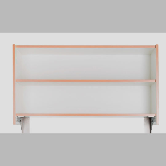 KOOLKITpure / Oberschrank mit Einlegeböden