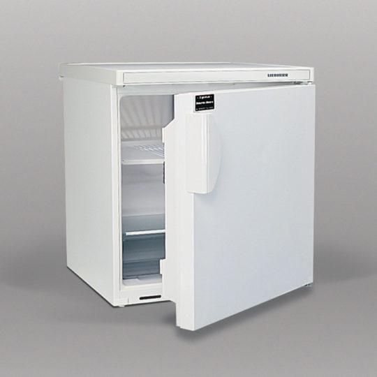 Kühlbox mit Eiswürfelfach 92 Liter, weiß