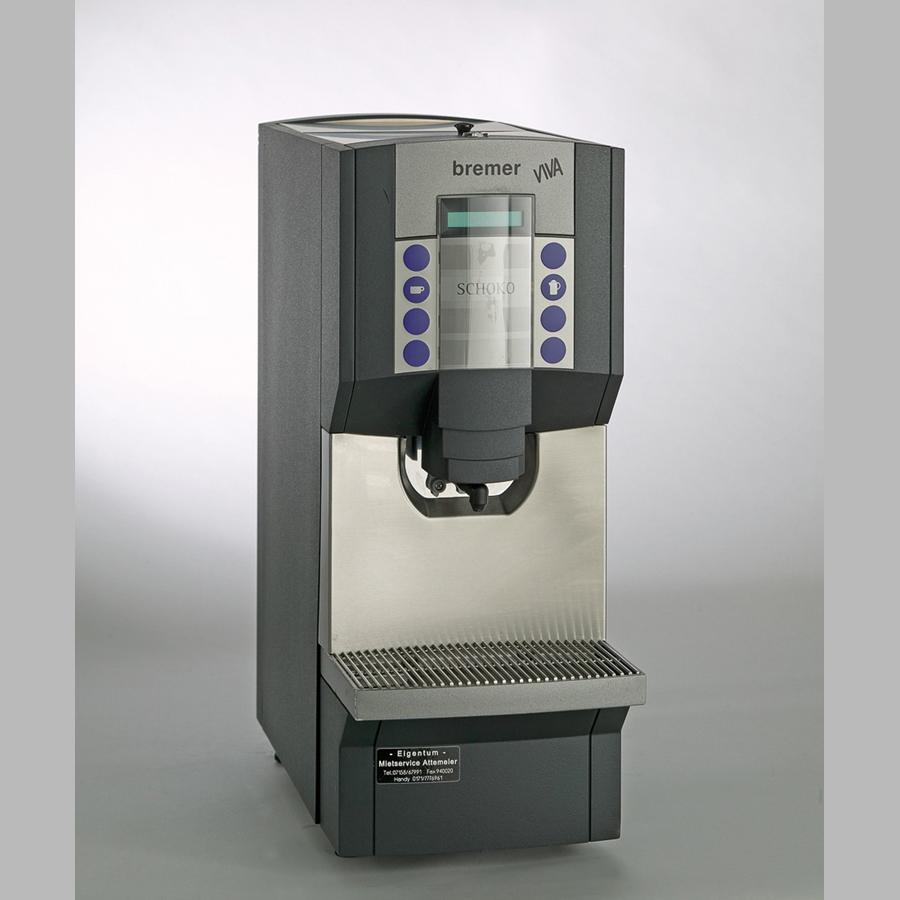 Bremer Viva Schokodispenser, 230 V, Festwasseranschluss