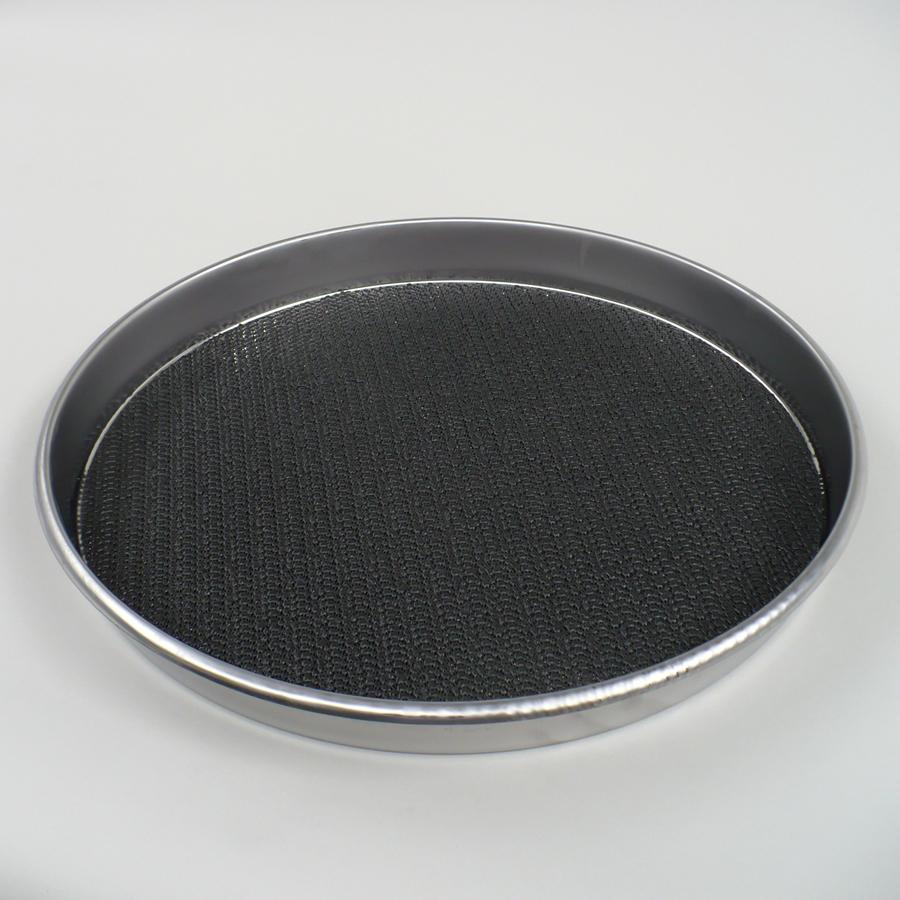 Bierglasträger rund, Ø 400 mm, chrom