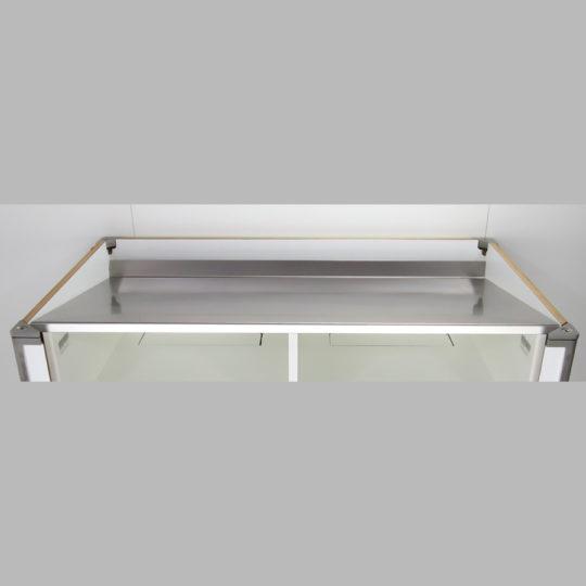 KOOLKITpremium / Einsatz-Modul / Edelstahlabdeckplatte für Kucheneinsatz