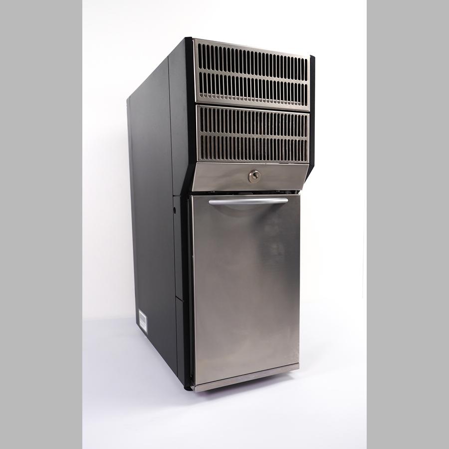 Bremer Viva Milchkühlschrank, Beistellgerät, 230 V, 6 Liter Fassungsvermögen, anthrazit