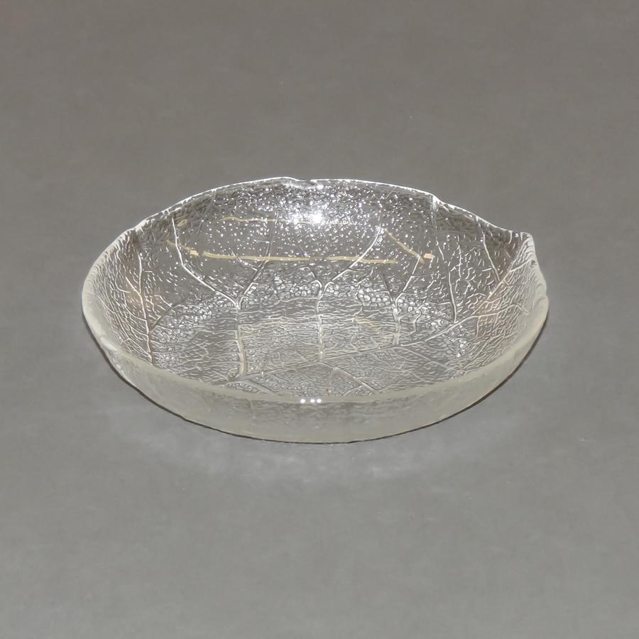 Zuckerschale Ø ca. 140 mm, Glas