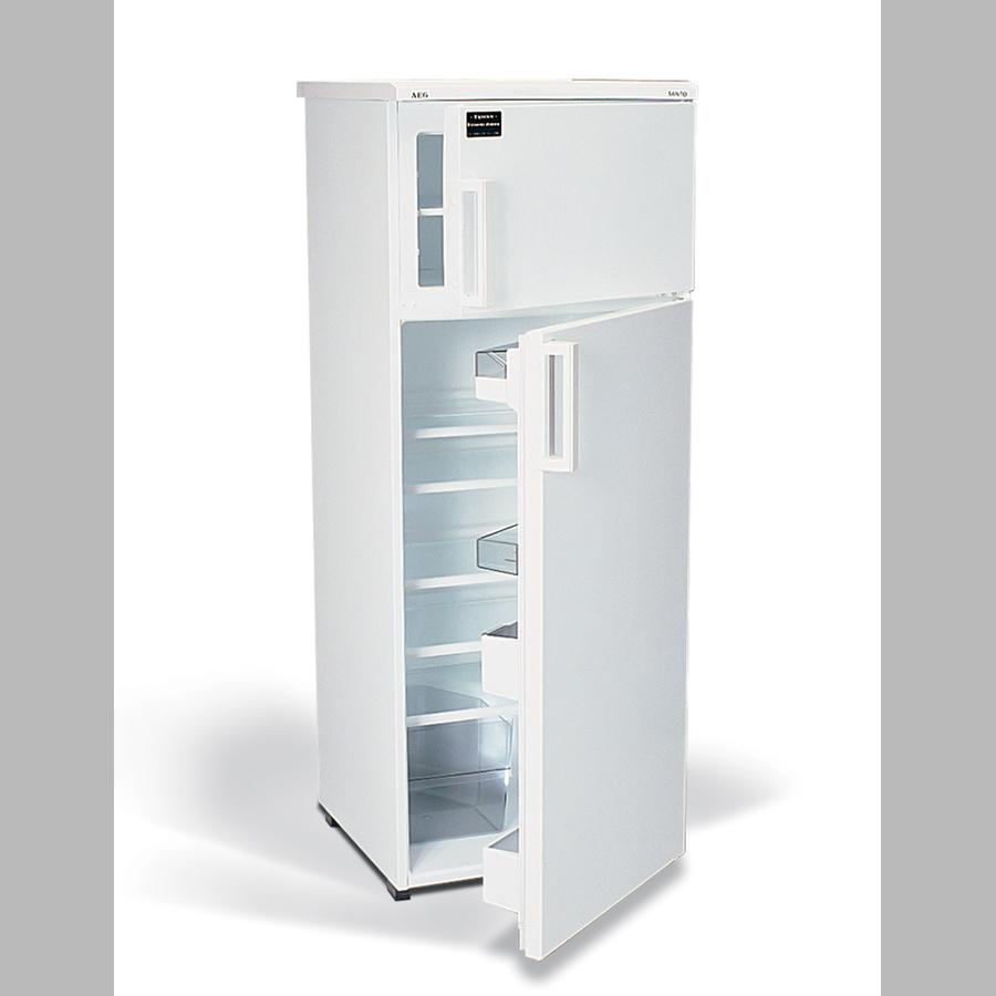 Kühl-Gefrierkombination (Kühlen 204 Liter / Gefrieren 46 Liter), weiß