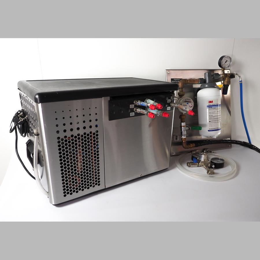 Karbonator für Soda und stille Getränke ca. 270 Liter / Stunde