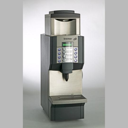 Bremer Viva Filtro, 230 V, Festwasseranschluss