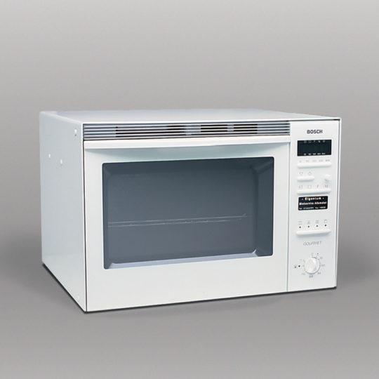 Gastro-Mikrowelle mit Backofen, 800 W, 31 Liter Garraum