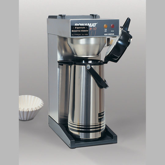 Gastro-Kaffeemaschine, 2,2 Liter, ohne Pumpkanne