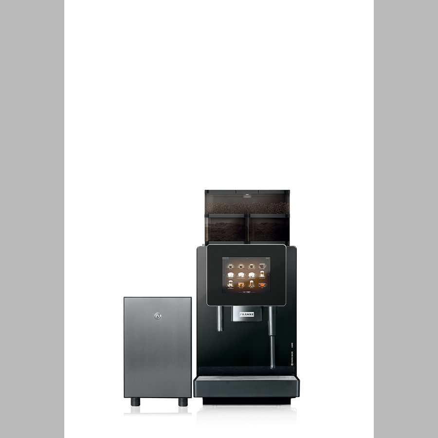 Franke Kaffeevollautomat A600, ca. 150 Tassen pro Stunde