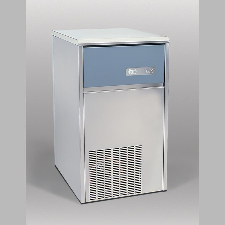 Eiswürfelbereiter, 230 V, 55 Kg / 24 Std