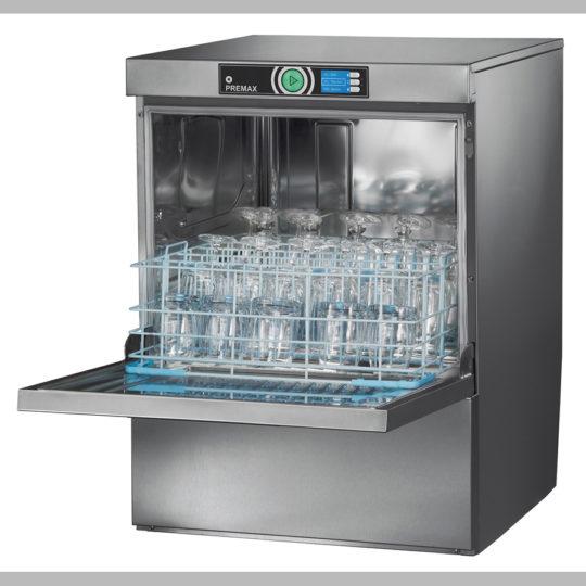 Gläserspüler GP 10 A, 230 V / 400 V, 1 Gläserkorb 500 mm