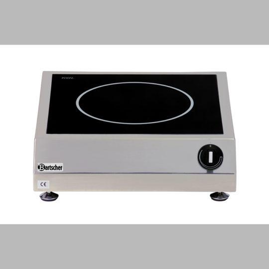 Gastro 1-Platteninduktionskocher, 2,5 kW / 230 V