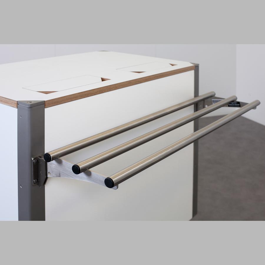 KOOLKITpremium / Anbau-Modul / Tablettrutsche