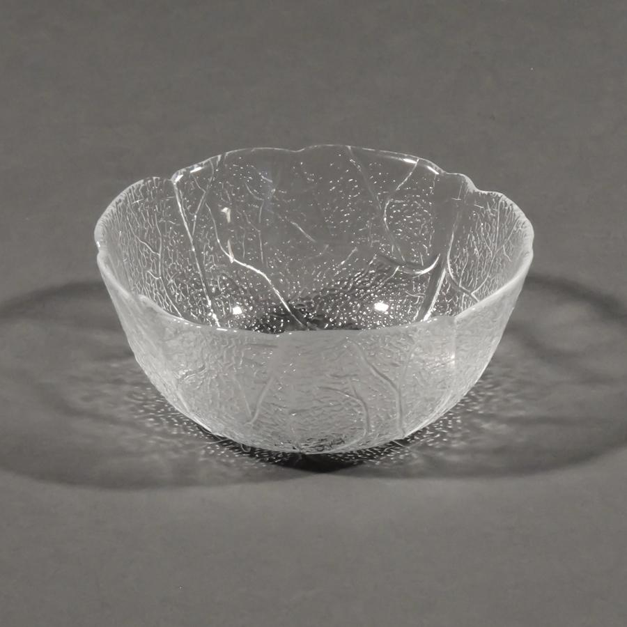 Glasschale für Erdnüsse etc.
