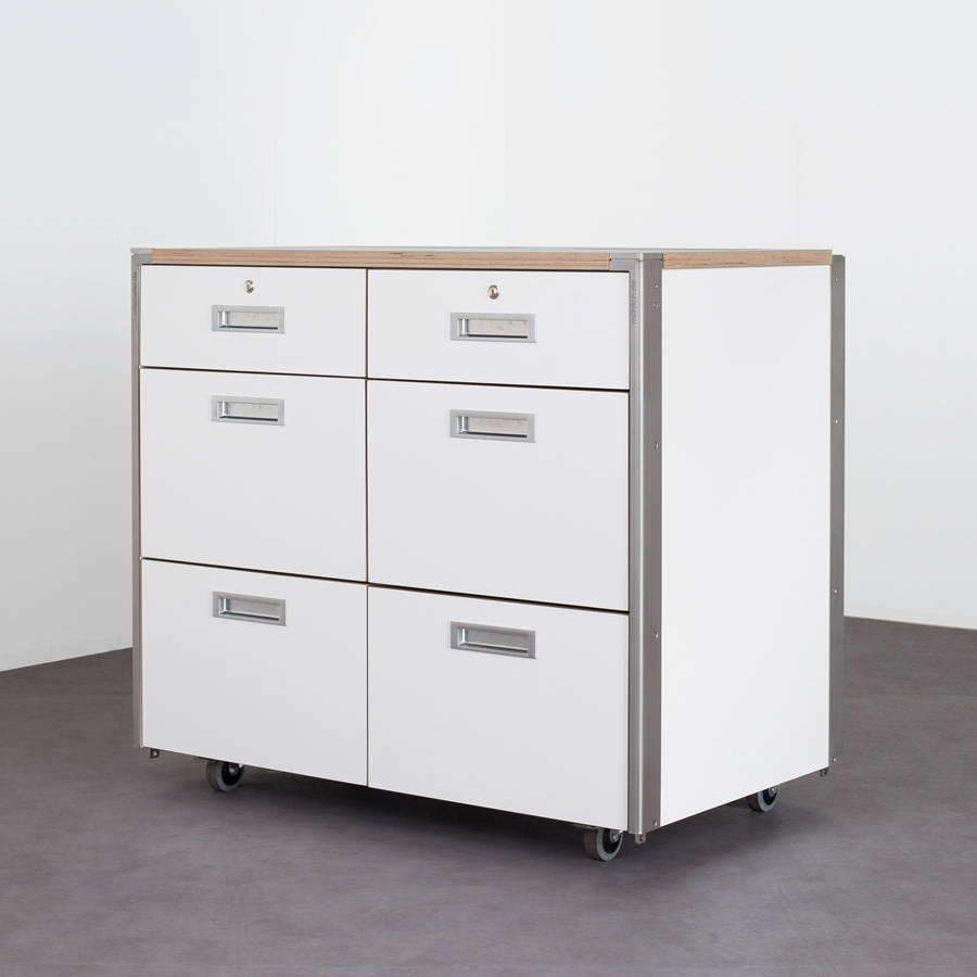 KOOLKITpremium / Basis-Modul / Schubladenschrank