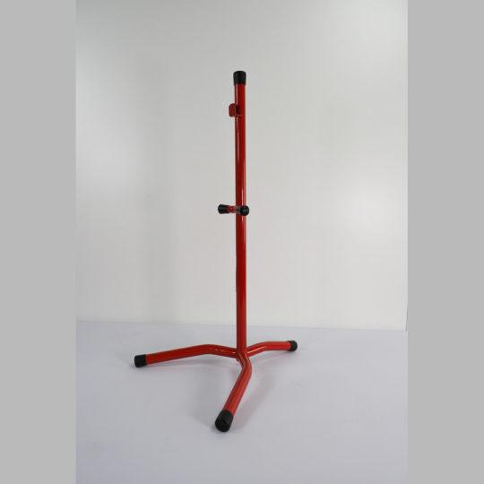 Feuerlöscherständer, Metall rot