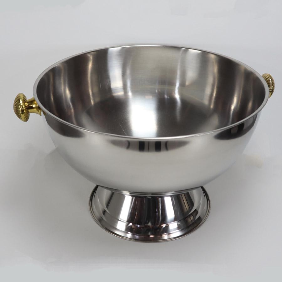 Champagner-Bowl