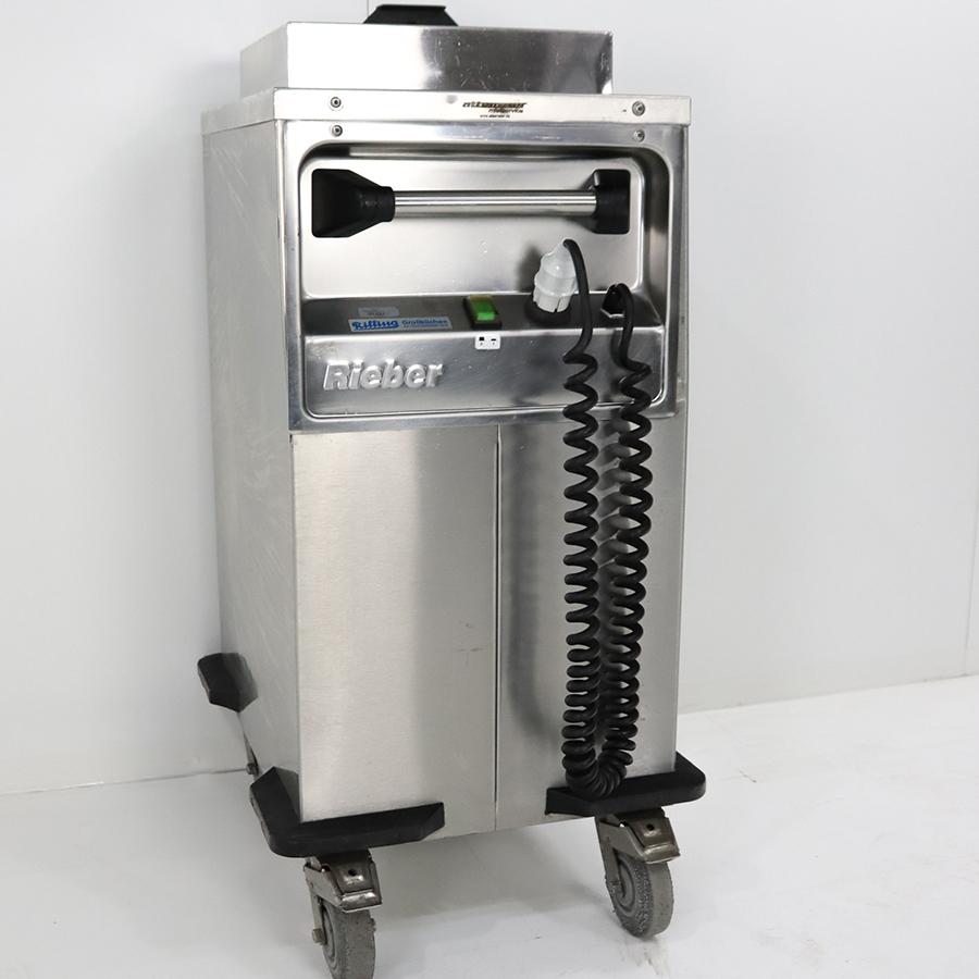 Tellerwärmer 60 Teller, fahrbar, Tellergröße bis 280 mm Ø