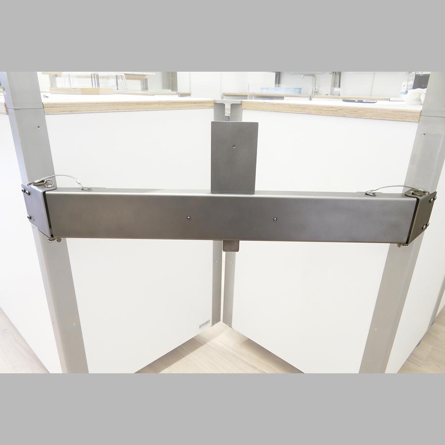 KOOLKITpremium / Anbau-Modul / Eckverbinder 90° für Eckboden