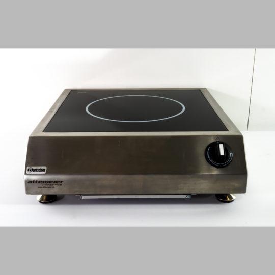 Gastro 1-Platteninduktionskocher, 3,5 kW / 230 V