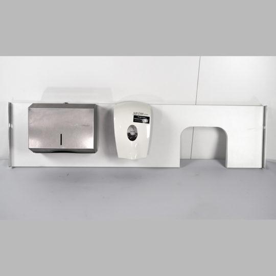KOOLKITpure / Montagebrett für Hygienestation