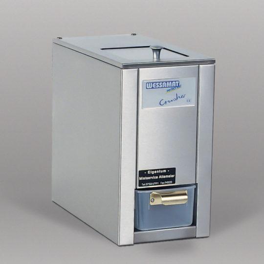 Eis-Crusher, 230 V, 3 kg, edelstahl