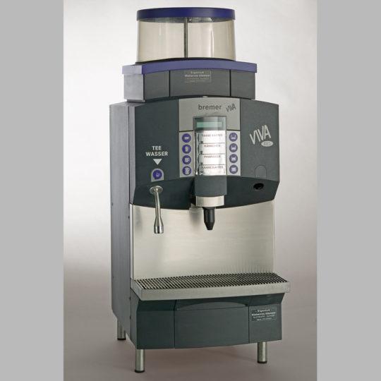 Bremer Viva XXL Mengenbrüher, 400 V / CEE 16 A, Festwasseranschluss