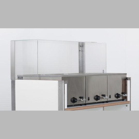 KOOLKITpremium / Aufbau-Modul / Hustenschutz