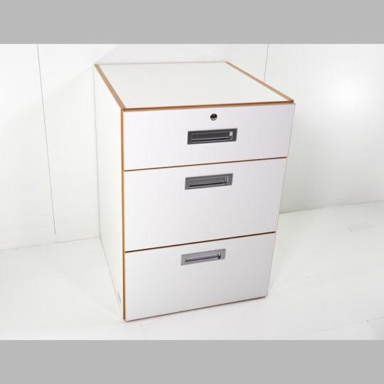 KOOLKITpremium / Einbau-Modul / Schubladenschrank groß mit 3 Schubladen
