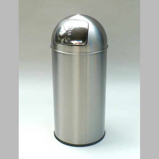Abfalleimer mit Push-Klappe, 28 Liter