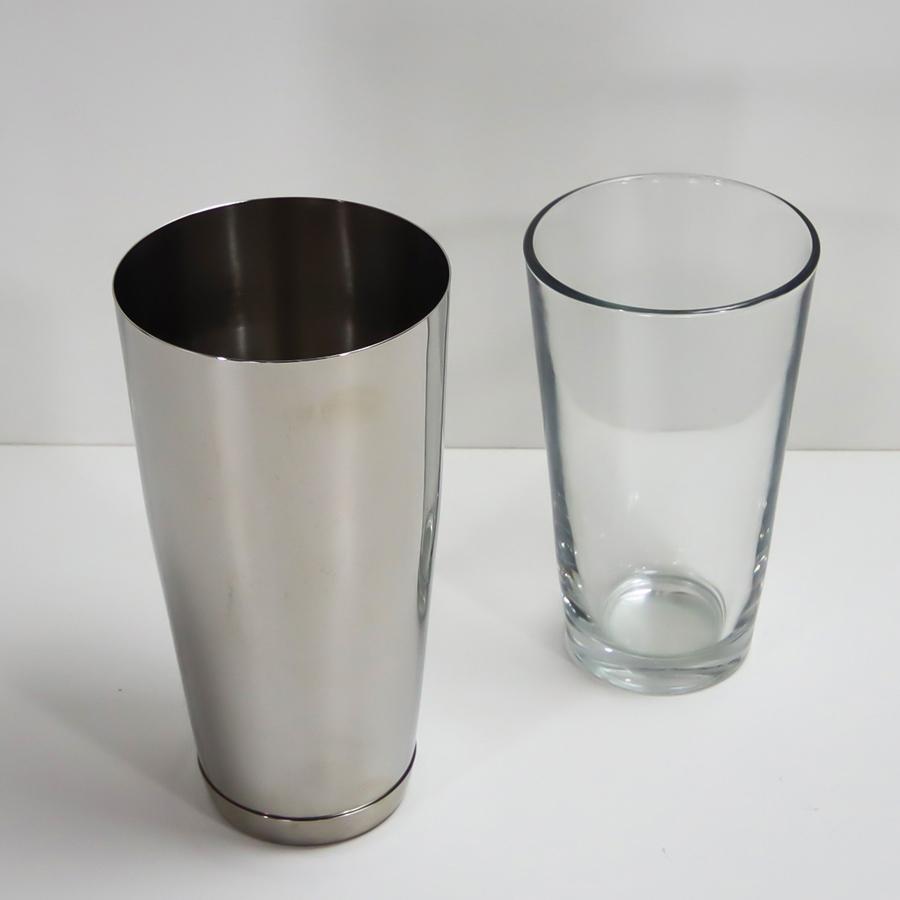 Boston Shaker mit Glas