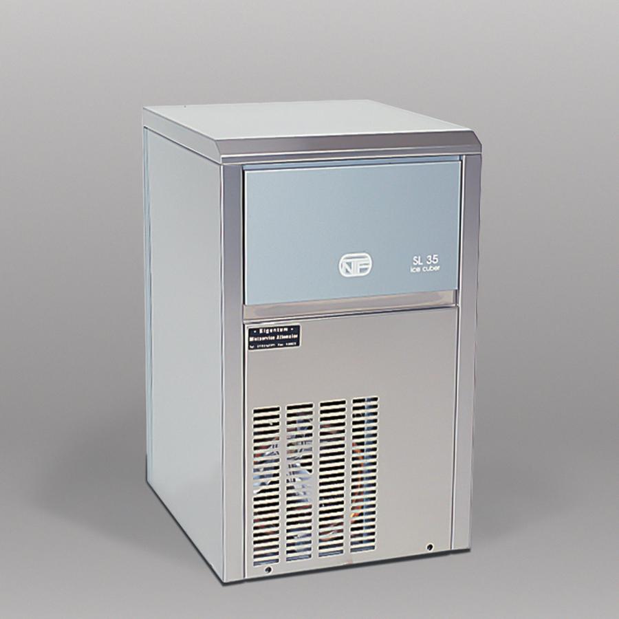 Eiswürfelbereiter, 230 V, 17 Kg / 24 Std