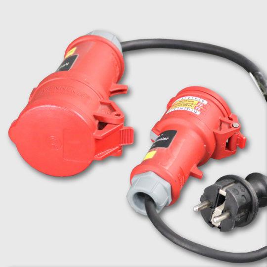 Adapter 230 V / 400 V für Kaffeemaschinen