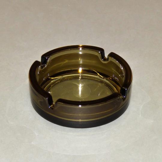 Rauchglasascher Ø 100 mm, rund