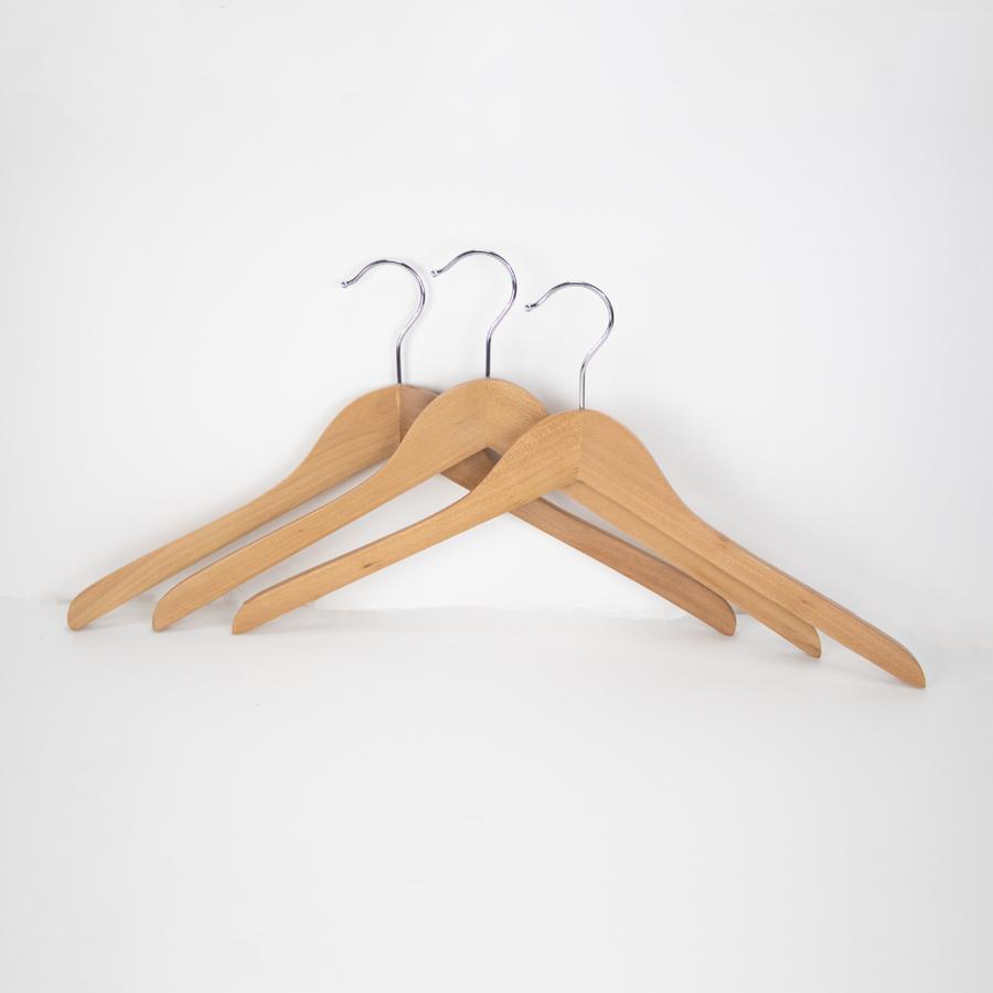 Kleiderbügel Holz