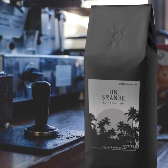 Kaffeebohnen UN GRANDE, 1 kg