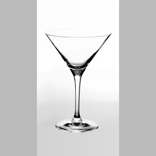 Cocktailspitze Martini 0,18 Liter