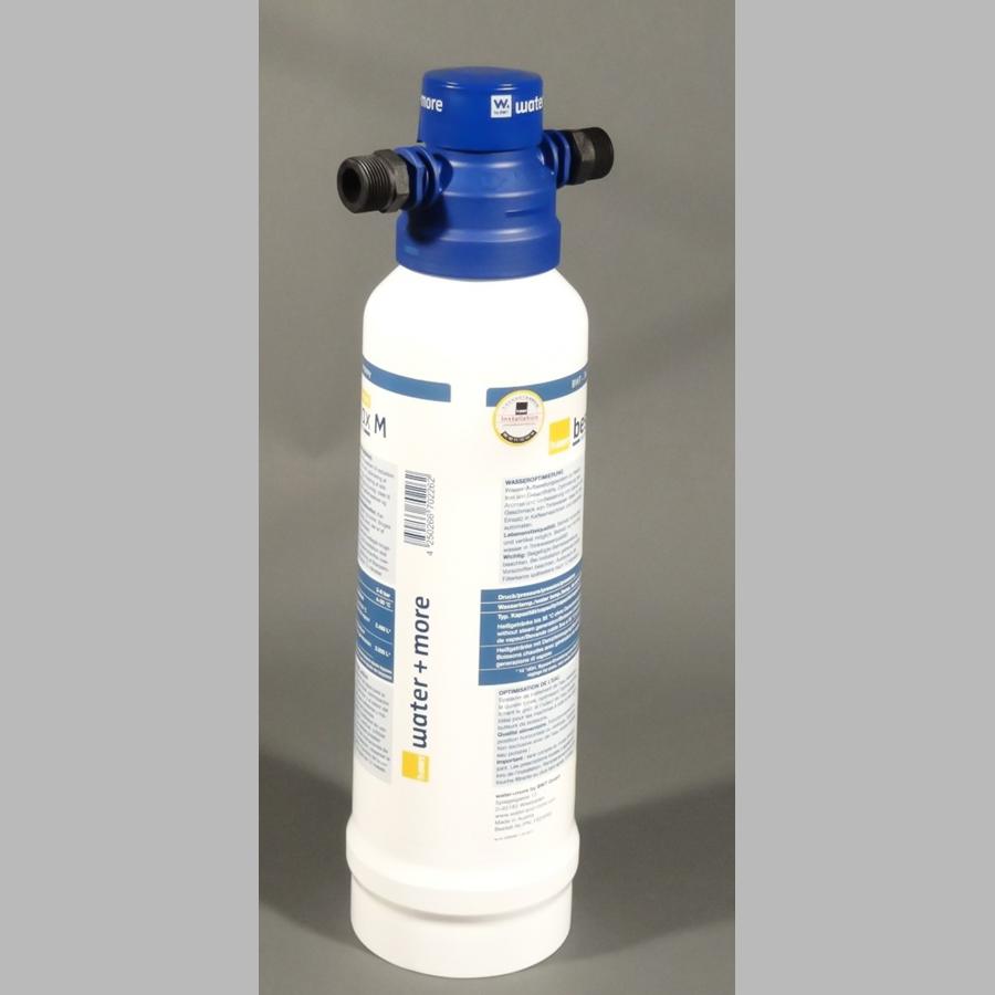 Entkalkungspatrone für Spülmaschinen