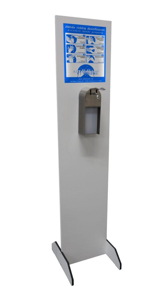 Desinfektionsmittelstation