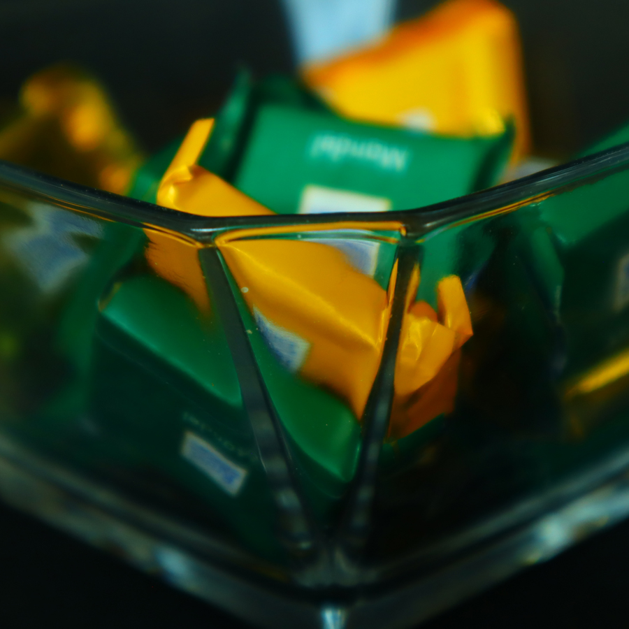 Mini-Süßigkeiten, 3 kg -keine Rücknahme