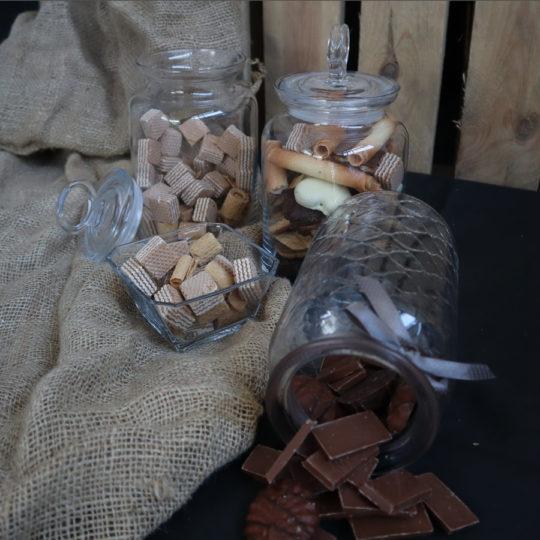 Kaffeegebäck 4 Sorten, einzeln verpackt 1,13kg